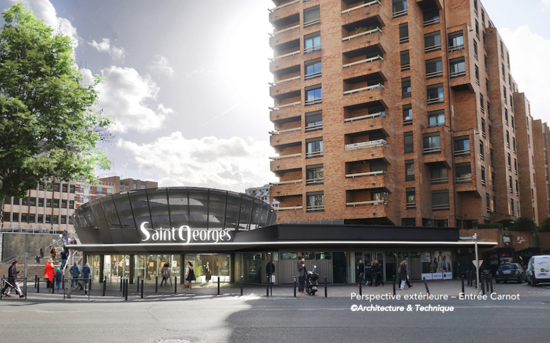 Un nouvel Espace Saint Georges pour 2020