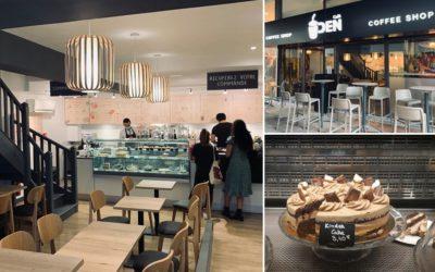 Café Den s'installe à Saint Georges