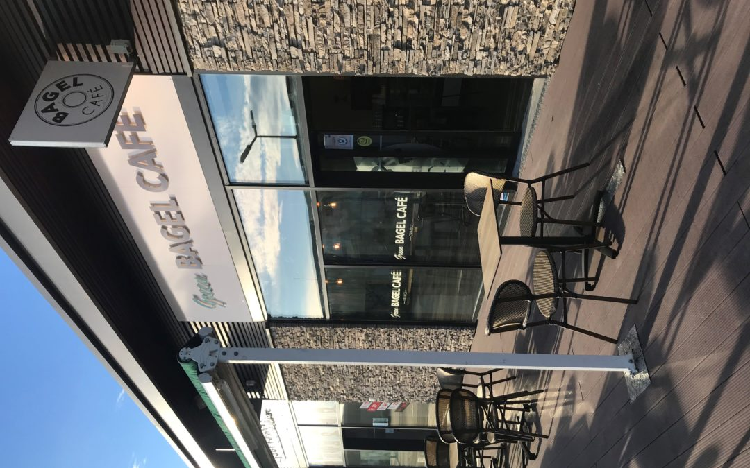 Green Bagel Café s'installe à Orange les Vignes !