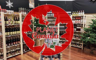 Planet' Canada installe sa boutique éphémère au Passage Cordeliers